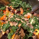 Recipe: Roast Vegetable Quinoa Salad