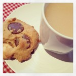 Recipe: Chunky Choc-Chip Cookies