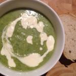Recipe: Broccoli and Parmesan Soup