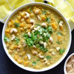 Recipe: Pumpkin Chickpea Curry