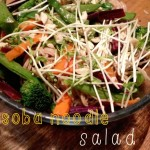 Recipe: Soba Noodle Salad