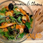 Recipe: Mandarin & Almond Salad