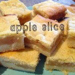 Recipe: Apple Slice