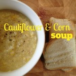Recipe: Cauliflower & Corn Soup