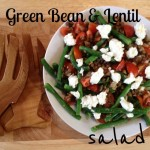 Recipe: Green Bean & Lentil Salad