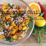 Recipe: Pumpkin & Chilli Israeli Couscous