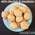 Recipe: White Chocolate & Macadamia Cookies