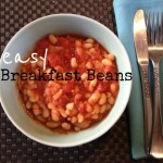 Recipe: Easy Breakfast Beans