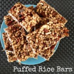 Recipe: Puffed Rice Bars