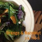 Recipe: Orange and Hazelnut Salad