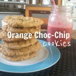 Recipe: Orange Choc-Chip Cookies