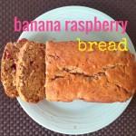 Recipe: Banana Raspberry Bread