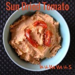 Recipe: Sun Dried Tomato Hummus