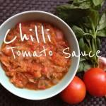 Recipe: Chilli Tomato Sauce