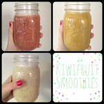 Kiwifruit Smoothies