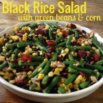 Recipe: Black Rice Salad