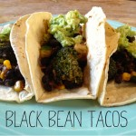 Recipe: Black Bean Tacos