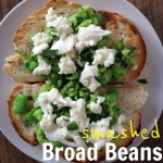 Recipe: Smashed Broad Beans