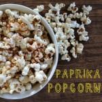 Recipe: Paprika Popcorn