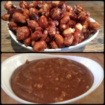 Recipe: Caramelised Peanuts & Sweet Peanut Sauce
