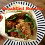 Recipe: Breakfast Burrito