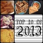 Top 10 of 2013!