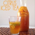 Recipe: Citrus Iced Tea
