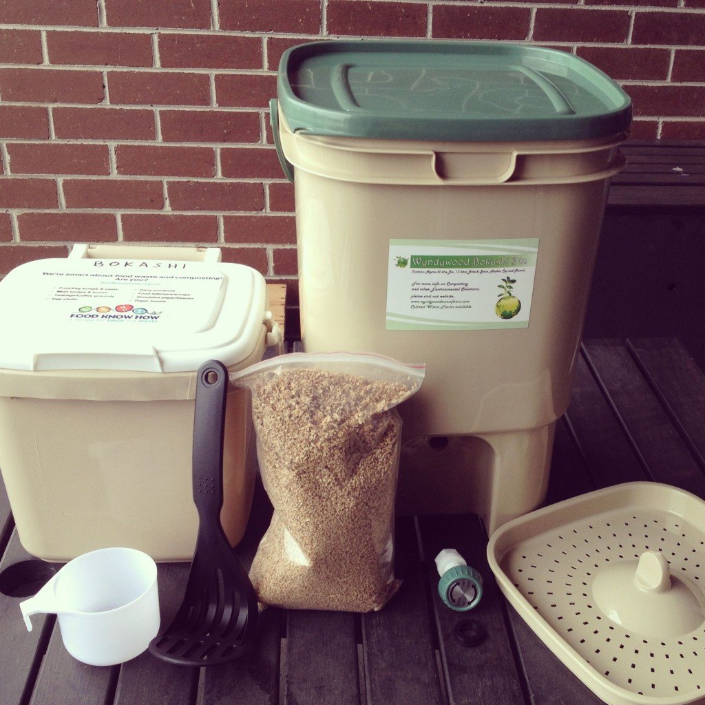 easy ways to go green - compost at home
