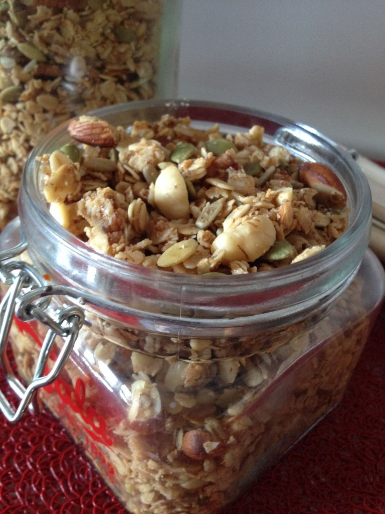 Nut & Seed Granola