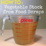 How To: Making Vegetable Stock from Food Scraps