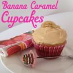 Recipe: Banana Caramel Cupcakes