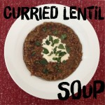 Recipe: Curried Lentil Soup