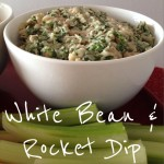 Recipe: White Bean & Rocket Dip