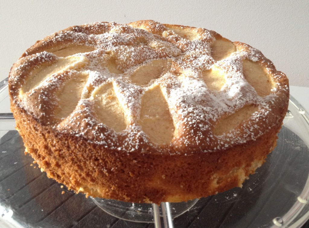 Recipe: French Apple Cake
