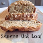 Recipe: Banana Oat Loaf