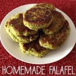 Recipe: Homemade Falafel