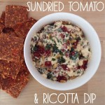 Recipe: Sundried Tomato & Ricotta Dip