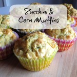 Recipe: Zucchini and Corn Muffins