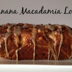 Recipe: Banana Macadamia Loaf