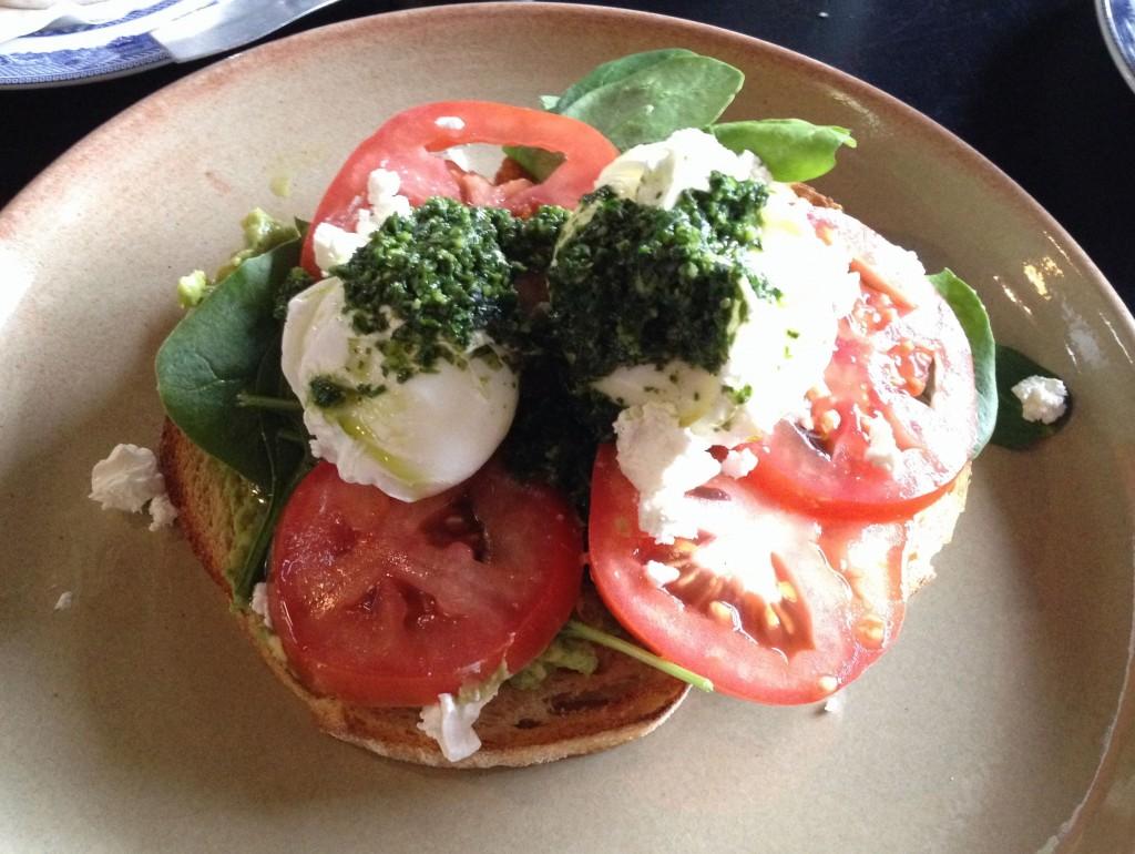 SoJo breakfast