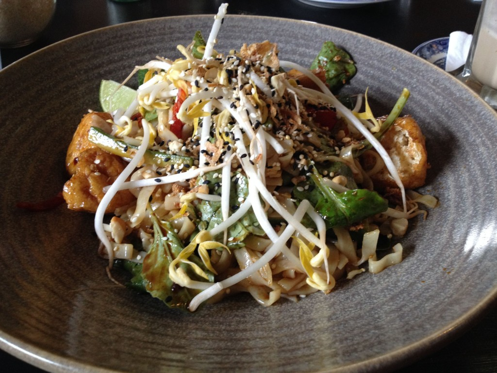 SoJo tofu salad