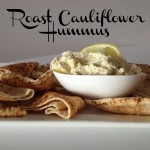 Recipe: Roast Cauliflower Hummus