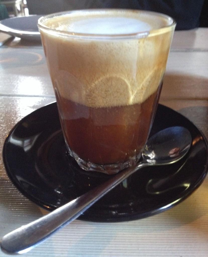 Almond & Coconut Coffee