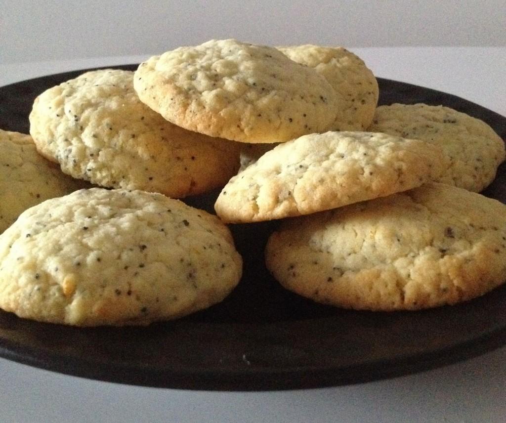 Lemon Poppyseed Biscuits