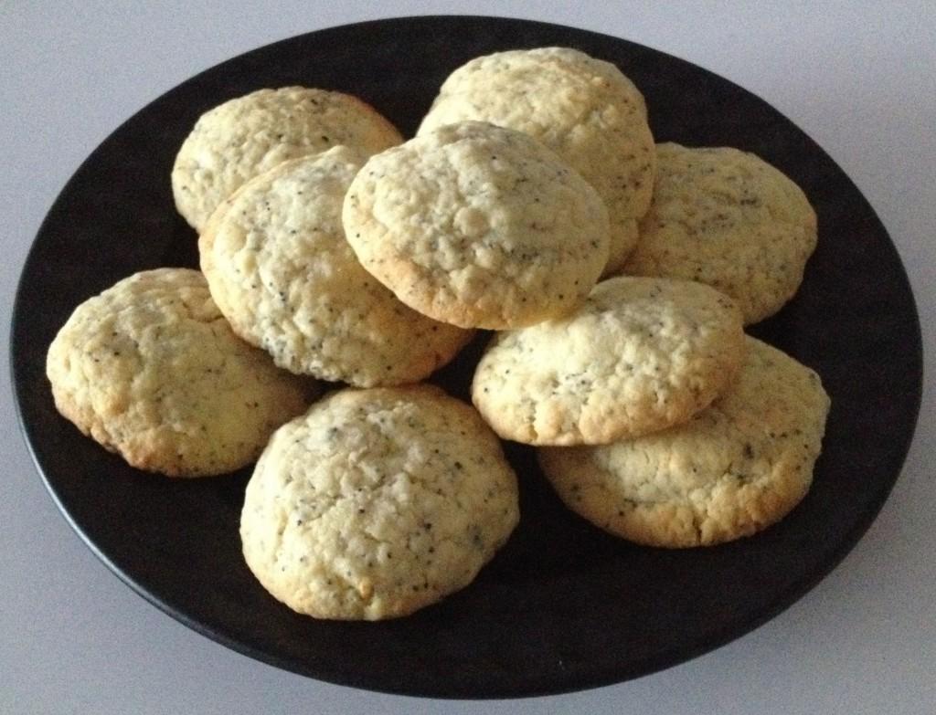 Lemon Poppyseed Cookies