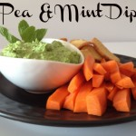 Recipe: Pea & Mint Dip