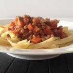 Recipe: Lentil Bolognese