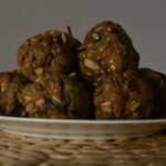 Recipe: Meatless Meatballs