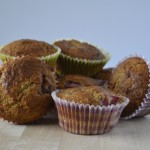 Recipe: Strawberry Oat Muffins