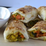 Recipe: Vegetable Rolls